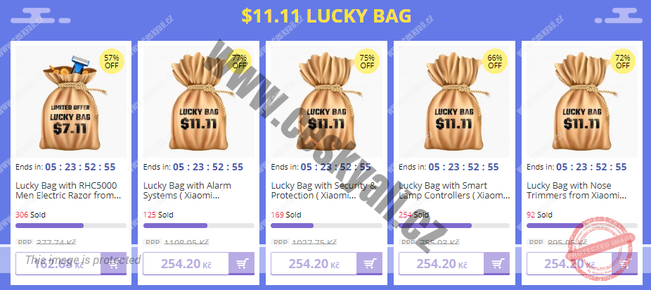GearBest 11.11.2019 coupons points shopping sale 2