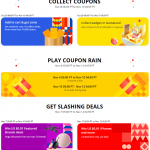 Aliexpress 11.11.2018 shopping festival pre order 10