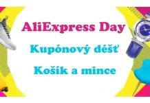 Aliexpress-Day-11.11.2018-Shopping-kosik-mince-kupony-CZ