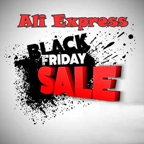 Black-Friday-cyber-monday-Aliexpress