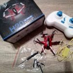 Hexacoptera – mini dron JJRC H20 Aliexpress