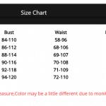 Jak vybrat velikost obleceni nebo bot Aliexpress 2