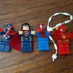 Spiderman batman avengares lego aliexpress