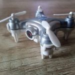 WiFi mini dron CHEERSON CX-10W