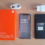 Xiaomi Red Mi Note 5 64GB GearBest review recenze 2