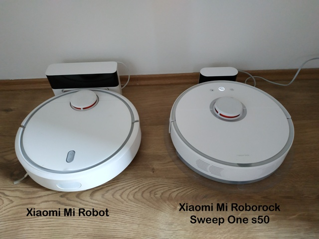 Xiaomi Roborock vacuum cleaner S50 Gearbest China review 1a