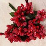 aliexpress Plastova dekorace umele kytky 12