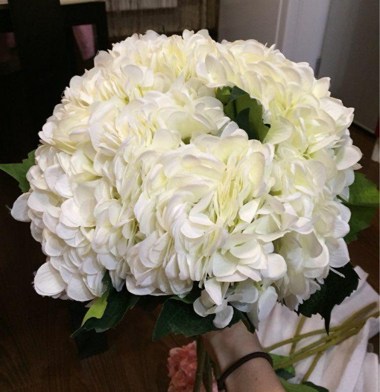 aliexpress Plastova dekorace umele kytky 9