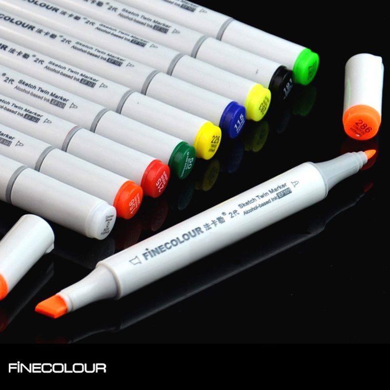 fixy barevne detske Aliexpress skolni potreby