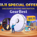 GearBest 11.11.2019 coupons points shopping sale web