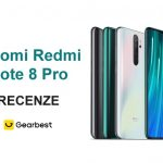 Xiaomi Redmi Note 8 Pro GearBest China cz