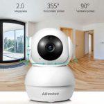 Alfawise bezpecnostni kamera N816 HD video GearBest