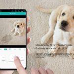 Alfawise bezpecnostni kamera N816 sledovani domaciho mazlicka GearBest