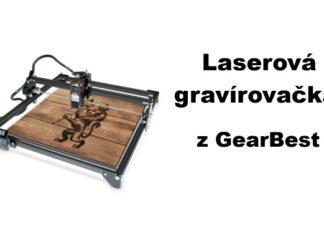 Laserova gravirovacka Ortur laser master GearBest recenze