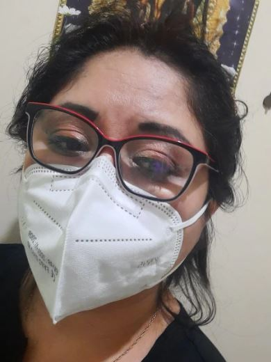 Respiratory FFP2 Aliexpress super cena rousky 5