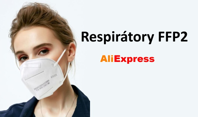 Respiratory FFP2 Aliexpress super cena rousky 2