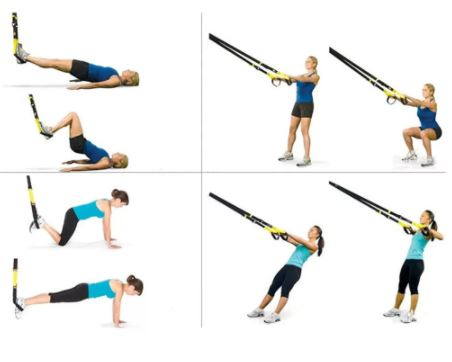 Sportovni vybaveni sport doma TRX Aliexpress