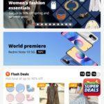 Jak vyhledat Evropsky sklad Aliexpress mobilni aplikace 5a